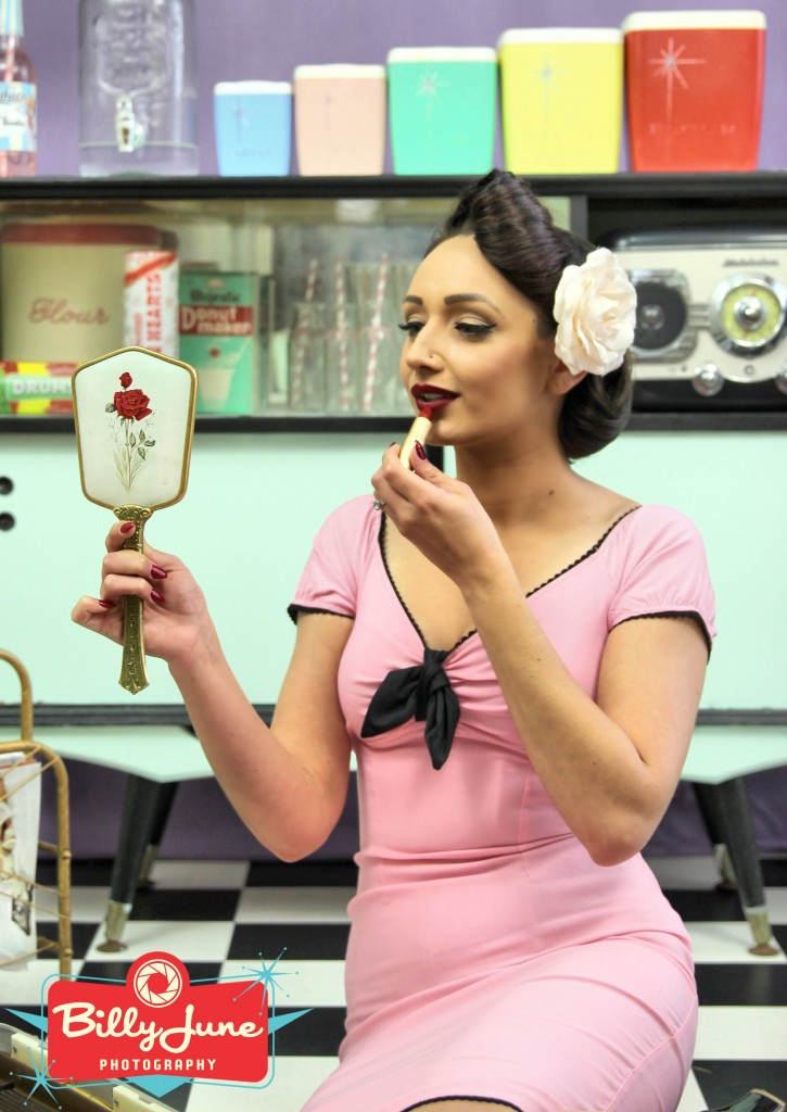 Retro Betty Pin-up Parlour