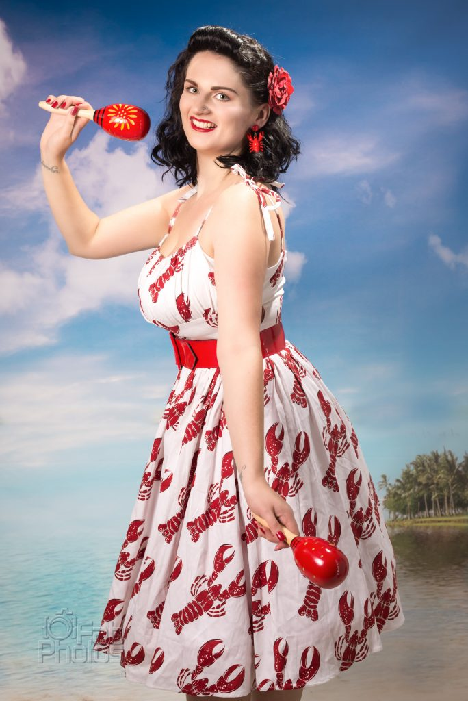 vintage pinup model retro betty