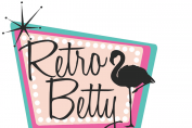 Retro Betty pinup vintage news