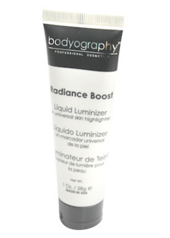 Bodyography Radiance boost makeup