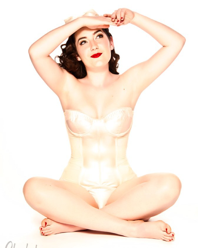 Sherbet Birdie Pinup and Vintage Photography