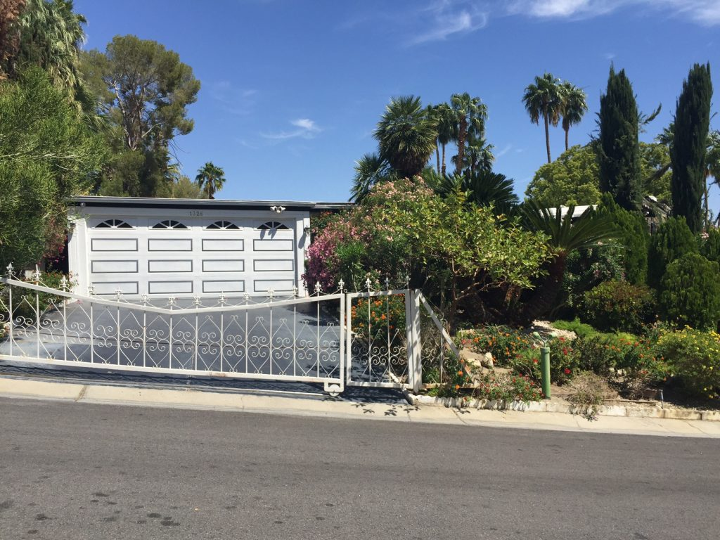 Marilyn Monroes Palm Springs home