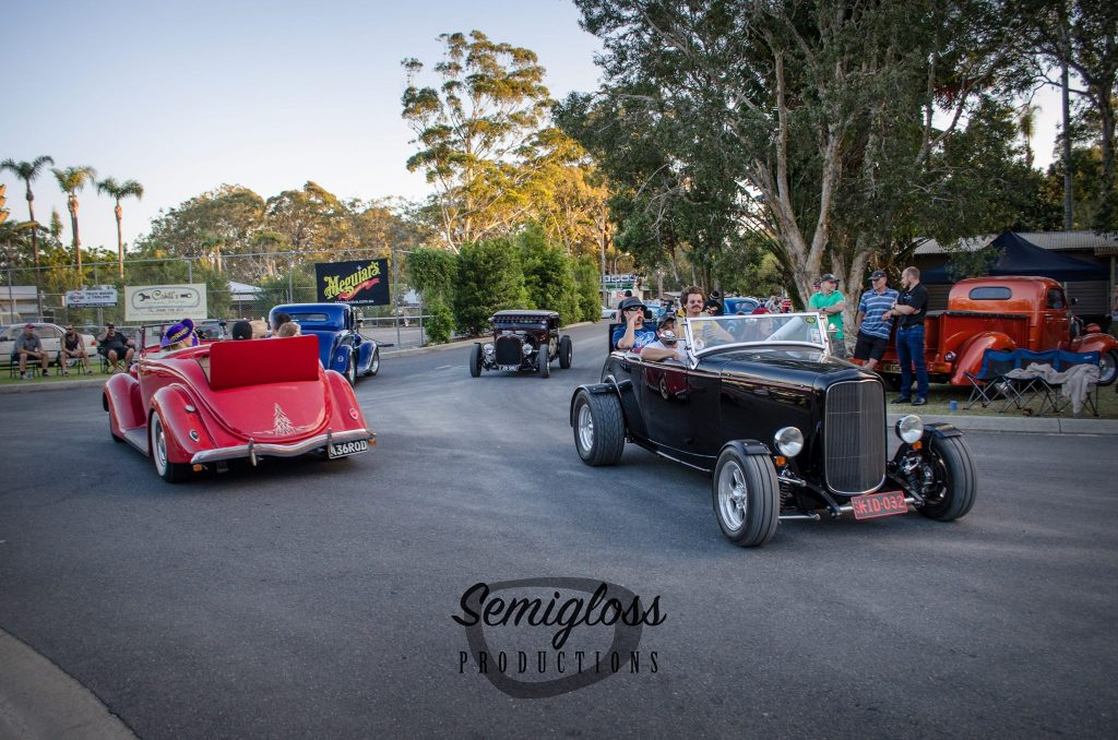 Valla Hot Rod Run 2016