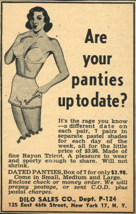 13 vintage ads to make you laugh and cringe – Retro Betty