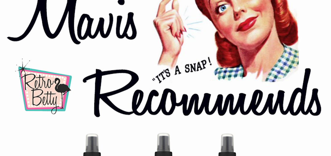 Suavecita Grooming Spray product review