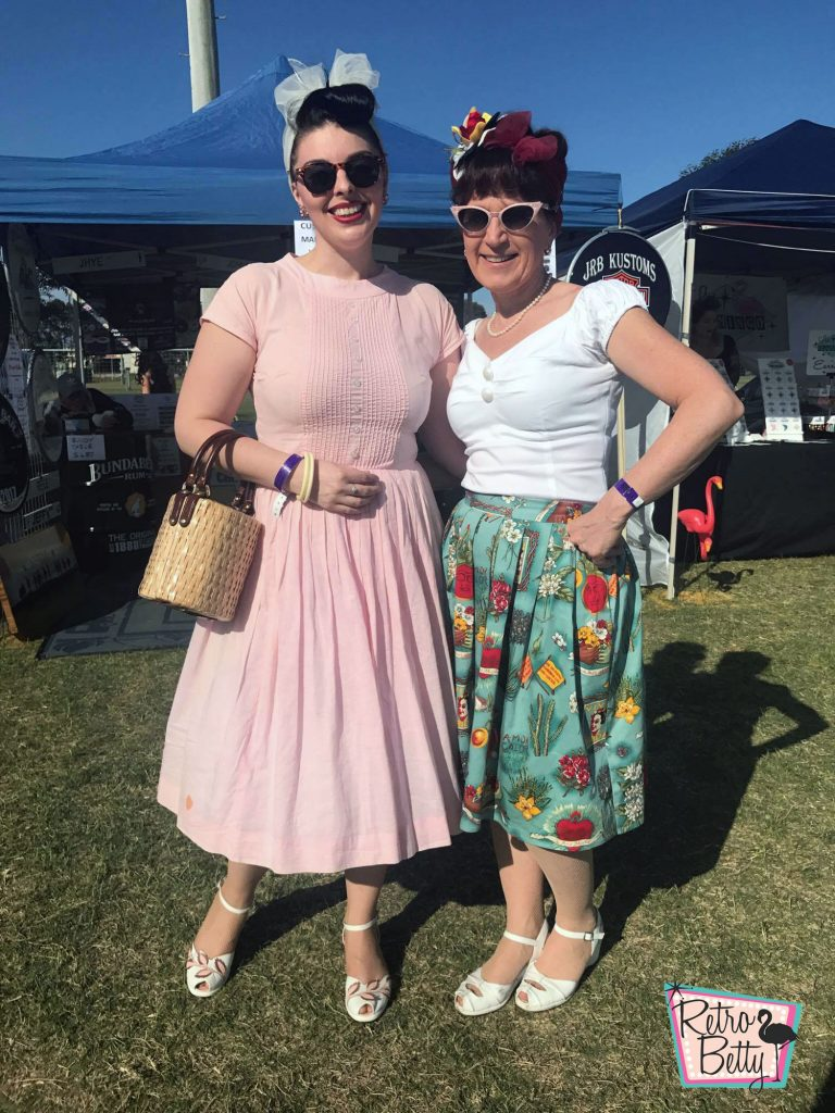 Greazefest 2017 rockabilly vintage fashion