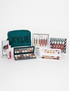 Kylie Cosmetics Holiday 2017 Christmas gift guide