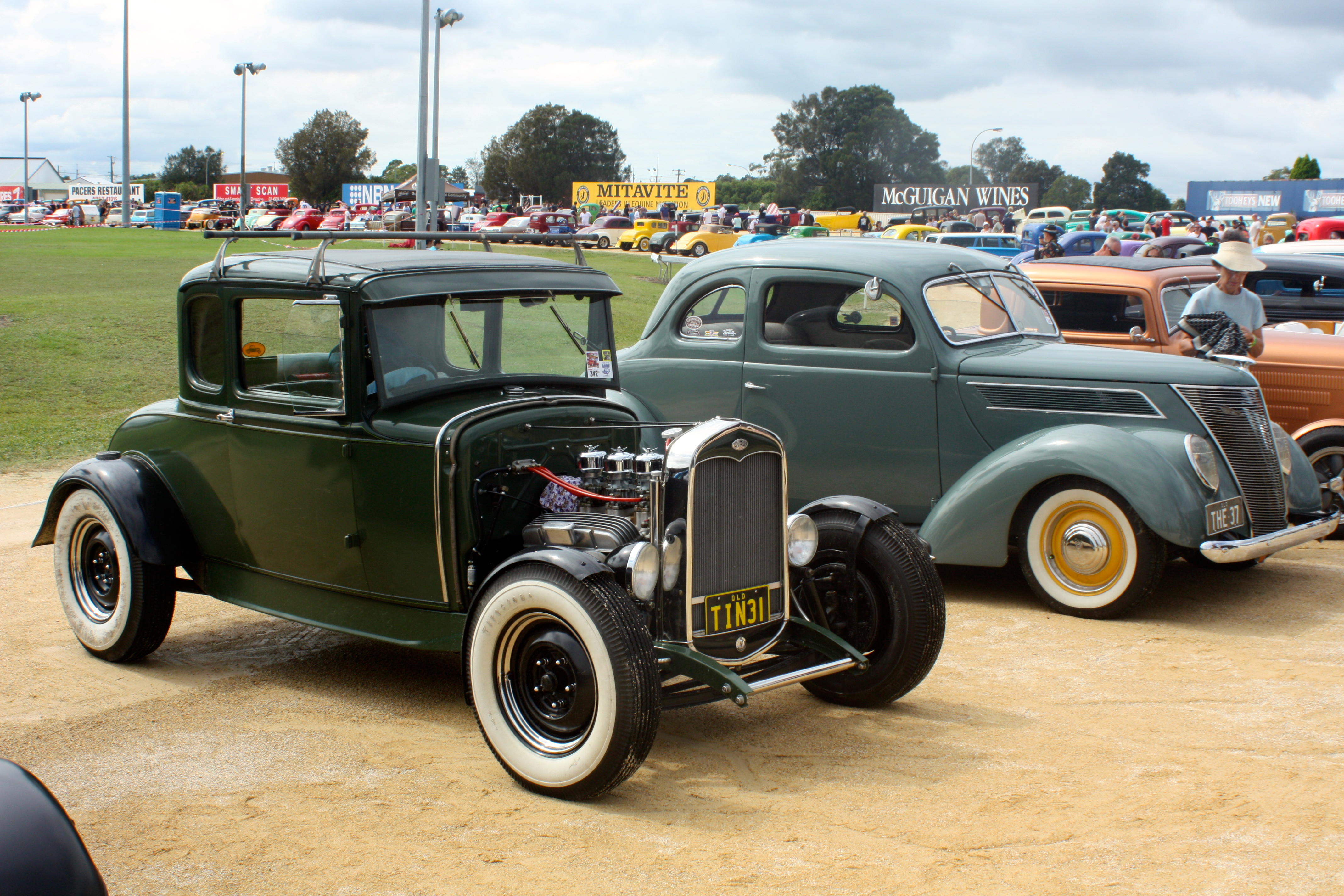 ASRF 2015 Hot Rod Nationals Newcastle