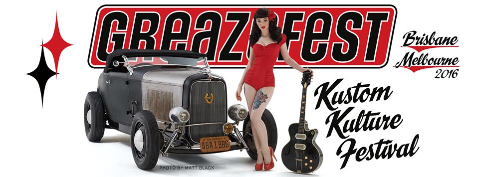 Greazefest Rockabilly Festival 2016 Brisbane