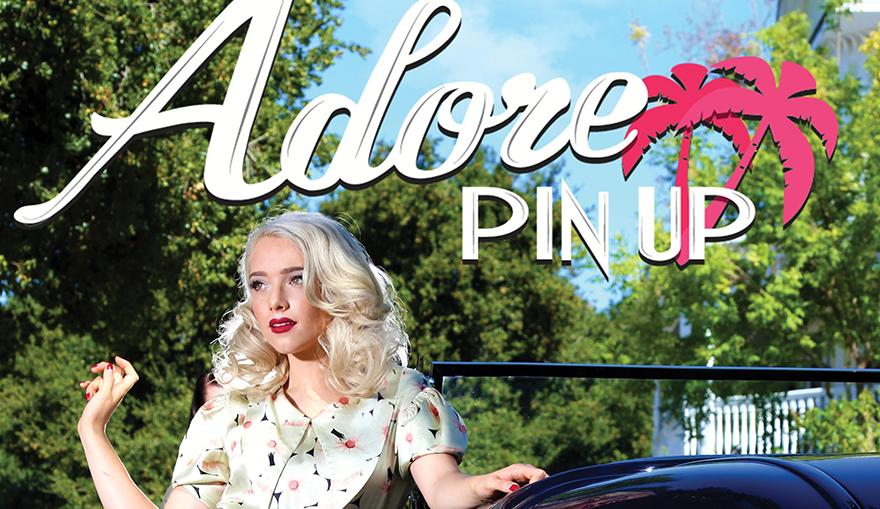 Adore Pin Up Magazine