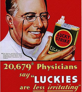 vintage ads smoking cigarettes