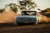 Stroppy Jalopy hot rod mud run motorkhana